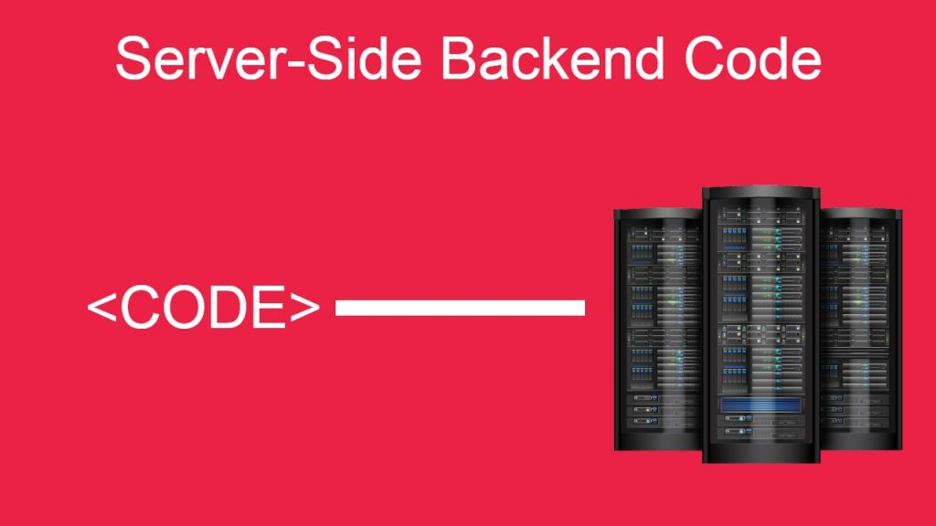 Server-Side Backend Code