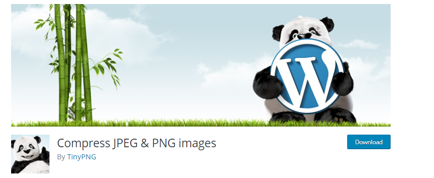 Compress JPEG & PNG images: